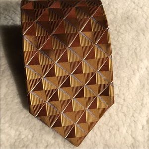 Murano men's silk tie Made in the USA